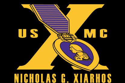 Logo for the Nicholas Xiarhos Memorial