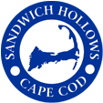 Logo for Sandwich Hollows Golf Club on Cape Cod