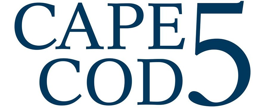 Logo for Cape Cod 5, who is a proud sponsor of the 2019 Veteran's Top Shot Invitational on Cape Cod.