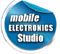 Logo for Mobile Electronic Studio (MES), who is a proud sponsor of the 2019 Veteran's Top Shot Invitational on Cape Cod.